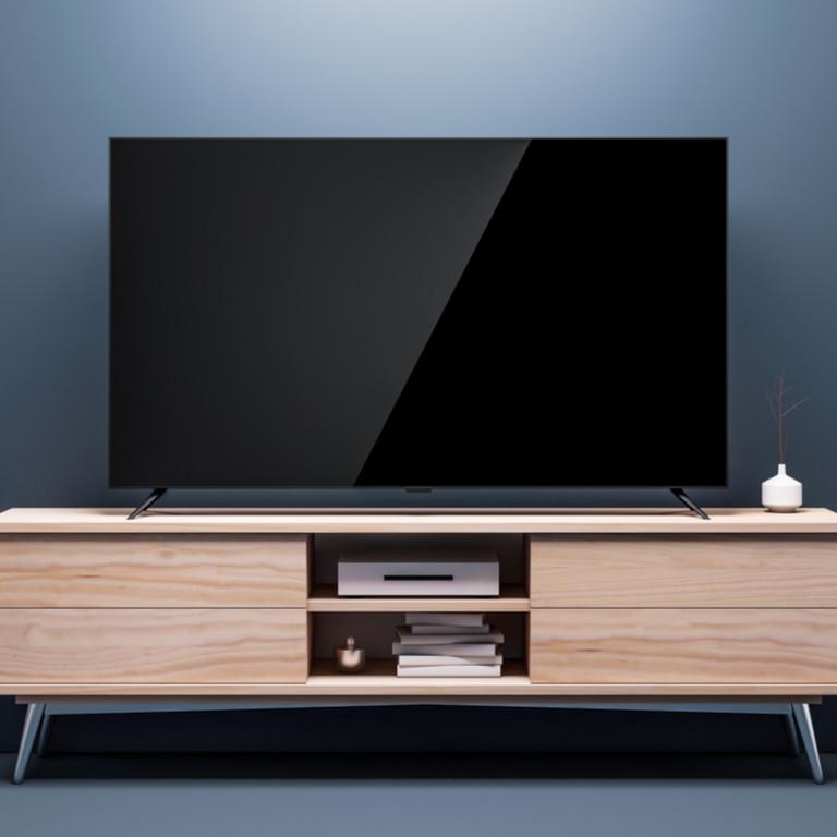 Montage de banc TV